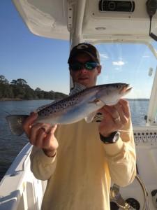 Inshore Fishing in Georgia