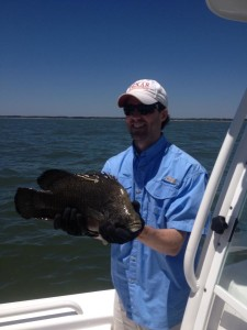 Tripletail fishing charters