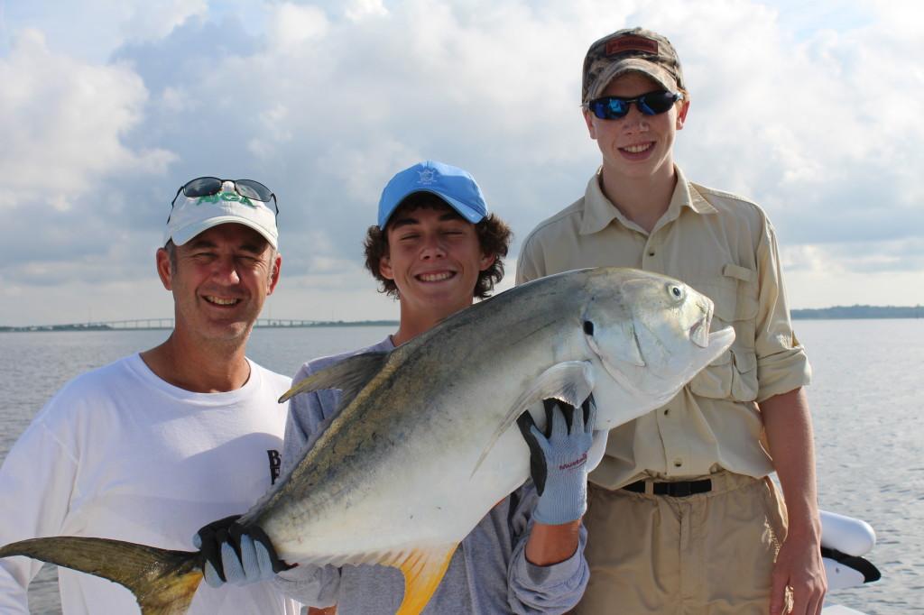St. Simons Fishing Guide